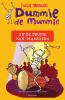 Tosca  Menten,Dummie de mummie en de drums van Massoeba