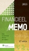 ,Financieel memo  / 2013