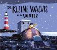 Benji  Davies,De kleine walvis in de winter (gebonden kartonboek)
