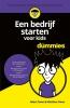 <b>Adam  Toren, Matthew  Toren</b>,Een bedrijf starten voor kids voor Dummies