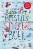 <b>Yuval  Zommer</b>,Het bijzondere beestjes stickerboek