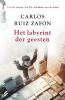Carlos Ruiz  Zafón,Het labyrint der geesten