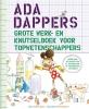 Andrea Beaty,Ada Dappers grote werk- en knutselboek voor topwetenschappers