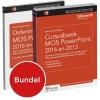 Studio Visual Steps,Cursusboek MOS PowerPoint 2013 + extra oefeningen