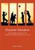 Wouter  Sanderse,Character education