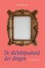 <b>Jan  Alderliesten</b>,De dichtbijnaheid der dingen