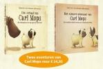 Joelle  Tourlonias Fabiola  Nonn  Lukas  Weidenbach,Bundel Het verhaal van Carl Mops Het nieuwe avontuur van Carl Mops