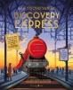 <b>Emily  Hawkins, Tom  Adams</b>,Aan boord van Aan boord van de Discovery Express