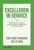 <b>Jean-Pierre  Thomassen, Eric de Haan</b>,Excelleren in Service