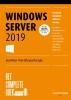 Gunther van Bleyenbergh ,Het complete boek Windows Server 2019