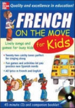 Bruzzone, Catherine French On The Move For Kids (1CD + Guide)