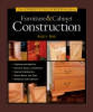 Rae, Andy The Complete Illustrated Guide to Furniture & Cabinet Construction