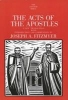 Fitzmyer, Joseph A.,The Acts of the Apostles