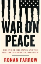 Ronan Farrow War on Peace