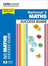 Ken Nisbet,   Leckie National 5 Maths Revision Guide for New 2019 Exams