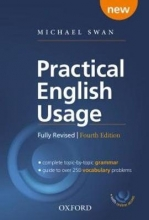 Swan, Michael Practical English Usage. Hardback with Online Access