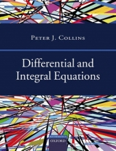Peter J. (St Edmund Hall, University of Oxford) Collins Differential and Integral Equations