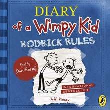 Jeff Kinney , Diary of a Wimpy Kid: Rodrick Rules (Book 2)