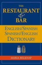 Maria Belknap The Restaurant and Bar English Spanish - Spanish English Dictionary