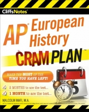 Mafi, Malcolm CliffsNotes AP European History Cram Plan