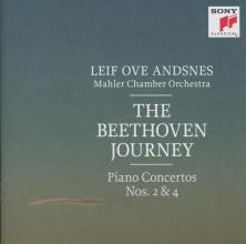 Andsnes , Cd beethoven piano concertos 2&4
