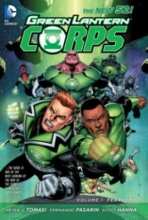Tomasi, Peter J. Green Lantern Corps Vol. 1