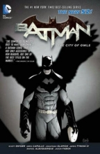 Snyder, Scott Night of the Owls