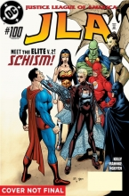 Claremont, Chris,   Austen, Chuck,   Kelly, Joe JLA 8
