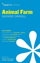 Sparknotes Animal Farm Sparknotes Literature Guide