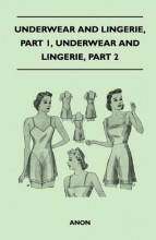 Anon Underwear And Lingerie - Underwear And Lingerie - Parts 1 and 2