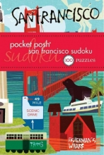 The Puzzle Society Pocket Posh San Francisco Sudoku