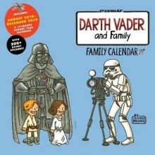 Brown, Jeffrey Darth Vader and Family 2019 Calendar