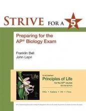 NA NA Strive for 5: Preparing for the AP Biology Examination