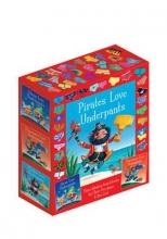 Freedman, Claire Underpants Board Book slipcase