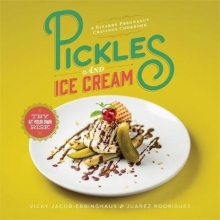 Vicky Jacob-Ebbinghaus,   Juarez Rodrigues Pickles and Ice Cream