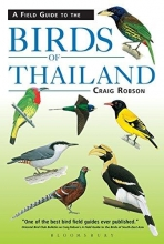 Craig Robson Field Guide to the Birds of Thailand