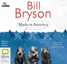Bill Bryson Made in America