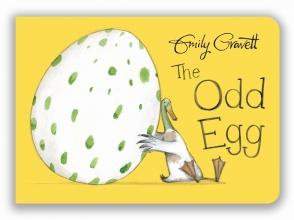 Gravett, Emily Odd Egg