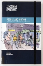 Campanario, Gabriel Urban Sketching Handbook: People and Motion