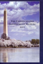 United States Government Manual, 2012