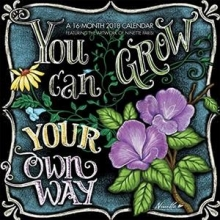 You Can Grow Your Own Way 2018 Calendar