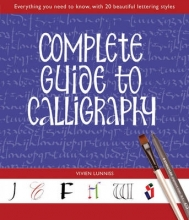 Lunniss, Vivien Complete Guide to Calligraphy