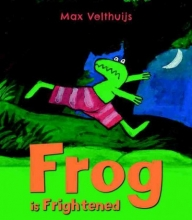 Velthuijs, Max Frog is Frightened