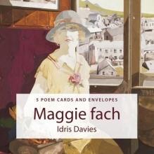 Davies, Idris Poster Poem Cards - Maggie Fach