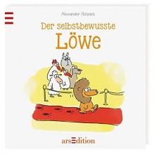 Holzach, Alexander Der selbstbewusste Löwe