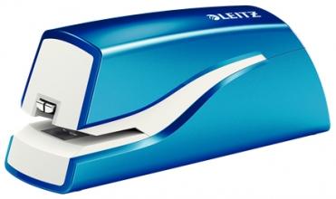 , Nietmachine Leitz WOW NeXXt elektrisch blauw