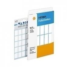 , Etiket Herma 3642 12x19mm rood 160stuks