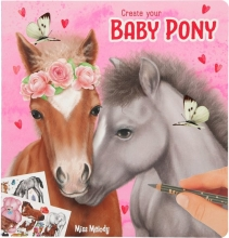 0010466 a Miss melody create your baby pony