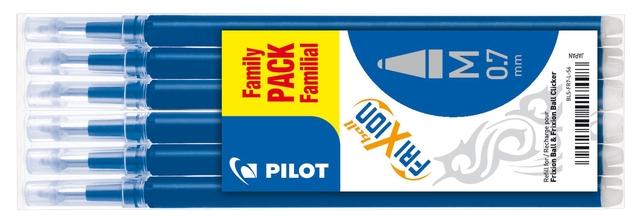 , Rollerpenvulling PILOT Frixion blauw 0.35mm