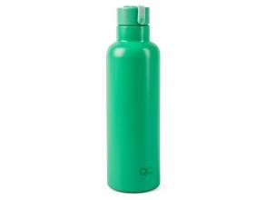 , Quarto colori on the go thermosfles groen/mint